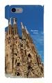 スマートフォンケース iPhon7.8対応  世界の景色 スペイン ガウディ編