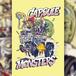 Capsule Monsters! ポストカード(円谷プロ公認)