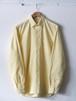 FUJITO B.D Shirt Yellow,Sax,Pink,White