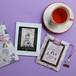 網代幸介 & 霧とリボン|紅茶&ティバッグ・ノートレット|A HAPPY TEA-PARTY