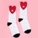 LAZY OAF レイジーオーフ heart socks ハートソックス