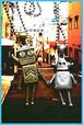 ロボットペンダント*アンティーク調 2種類