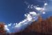"""鳳凰""""発光""""(縁起の良い奇跡の開運写真  分杭峠での撮影時に鳳凰が出現 )"""
