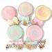 【期間限定セール360円】ぺろぺろキャンディアイシングクッキー SHON-PY HEART 結婚式プチギフト