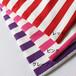 (ピンク)パンデュースロゴ入りマイヨ別注ボーダービッグTシャツ