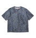 SON OF THE CHEESE サノバチーズ Denim Big Tee ネイビー SC2010-TS01