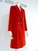 Red Brick Cashmere Wool Double Coat レッド 朱色 カシミア ウール ダブル コート KQBVH0113