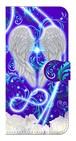 【iPhone7/iPhone8】 Angel Wings エンジェル・ウィングズ 手帳型スマホケース