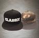 CLASSIX SNAPBACK CAP(3D刺繍)