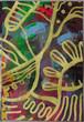 美/東京で制作の作品「ゾウリムシ第一世代#74」を送ります!