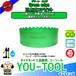10インチ 三点式 ダイヤモンドコアビット  Green edge シブヤネジ(254.0mm)