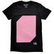 Tシャツ:ブラック / ライト:ピンク