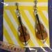 【楽器アクセサリー】チェロ★イヤリング