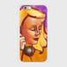 telephone 表面のみ印刷スマホケース iPhone6/6s 透明
