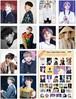 BTS 12枚 ポスターセット ビーティ―エス Poster Set 防弾少年団 (Suga)おまけ付き*