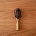 オリーブウッド オーバル ヘアブラシ 17.5cm イノシシ毛【REDECKER】【取り置き専用】