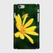 スマホケース(黄色い花)