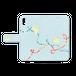 「ボウロのうた」手帳型iPhoneケース(ベルト付き)