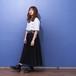 ブラック ロングスカート 【古川優香 select】
