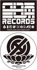 全日本レコード ステッカーセット