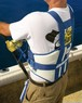 Braid Blue-Fin Harness ショルダー型ファイティングハーネス