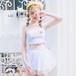 【お取り寄せ商品】lace swim wear 3 piece 1770