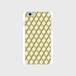 iPhone6Plus/6sPlus 裏面スマホケース 籠目A(MMD-RWI6P-T004OC1)