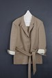 wryht - belted countrey jacket