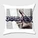 GOLD FUNK クッションカバー