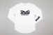 """ DEMON ""  THERMAL L/S TEE   -WHT-"