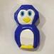 バッチ ペンギン bs-100