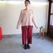 ヤクウールGirl'sセーター ビッグセーター 03K46 サイズ2