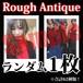 【チェキ・ランダム1枚】Rough Antique