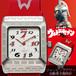 【円谷プロ公式】ウルトラセブン・ジャンピングアワー自動巻き腕時計 ULTRA7