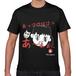 ジュゴンズ オリジナルTシャツ_Qブラック
