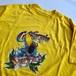 80's 1981年製 オールドサーフ カリフォルニア California アイロンプリント Tシャツ Lサイズ