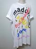1990's MADONNA Blond Ambition TOUR ビッグTシャツ 白 表記(XXXL) マドンナ