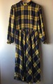 OLD Plaid Onepiece