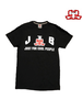 【JTB】JTB N-LOGO  Tシャツ【ブラック】【新作】イタリアンウェア【送料無料】《M&W》