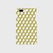 iPhone7Plus 側面+裏面スマホケース 籠目A(MMD-SHI7P-T004OC1)