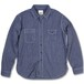 Classic Work Shirts Fether Indigo Blue