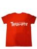TRASH-UP!! Tシャツ レッド