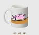 アリー&ファジー Study マグカップ