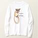 ショウガラゴ ロングT shirt USサイズ Made in America