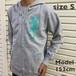 トッケイジップパーカー(Gekko gecko T-Shirts)