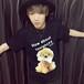 NEW ナオピー DOG Tシャツ【BK】