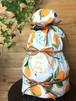 日本上陸CLEMENTINE KIDSおくるみケーキ おむつ30枚 3段ケーキ