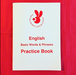子ども英語 基礎テキスト(1)  単語&フレーズ練習ワーク