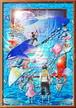 真夏の幻想 サイズA3