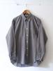 FUJITO B/S Shirt Black Check,Blue Check